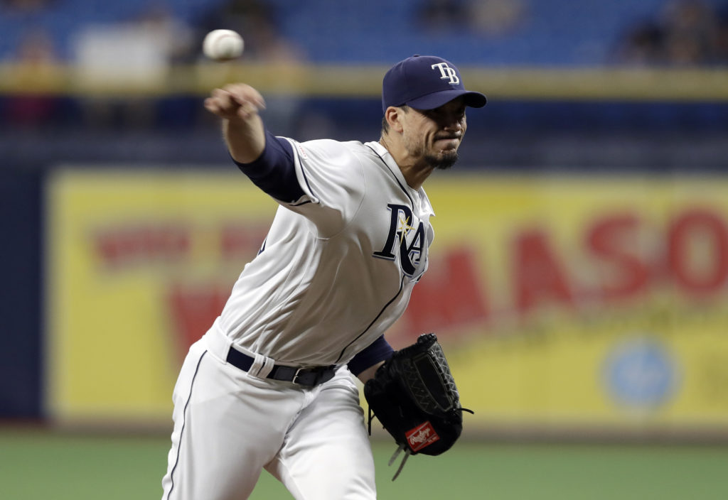 Tampa Bay Rays Morton Defeats Twins