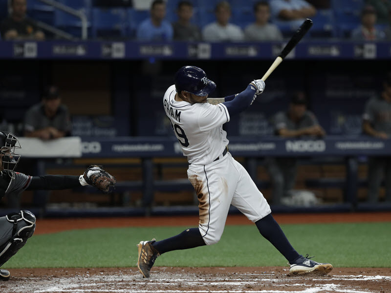 Tampa Bay Rays Defeat Arizona Diamondbacks