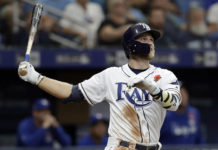 Rays Defeat Blue Jays