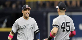 Tampa Bay Rays Fall To New York Yankees In Rubber Game