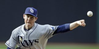Yarbrough Stellar In Rays Win