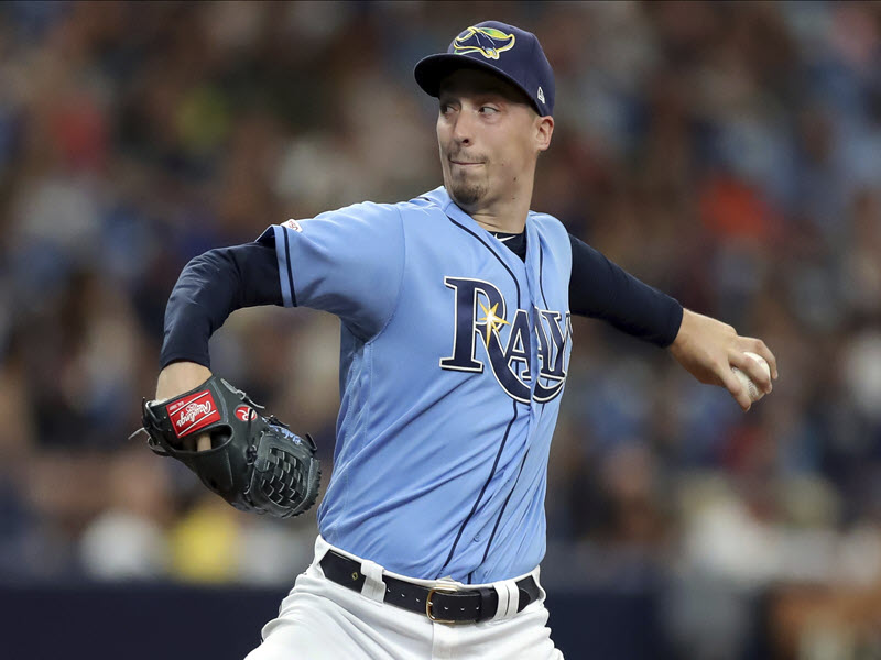 Rays Snell Bounces Back
