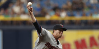 Twins Defeat Rays