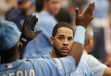 Rays Pham Homers In Win Over Angels