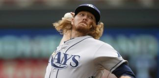 Rays Defeat Twins In 18 Innings