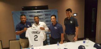 Tampa Bay Signs Wander Franco