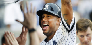 Tampa Bay Rays Fall to New York In Bronx