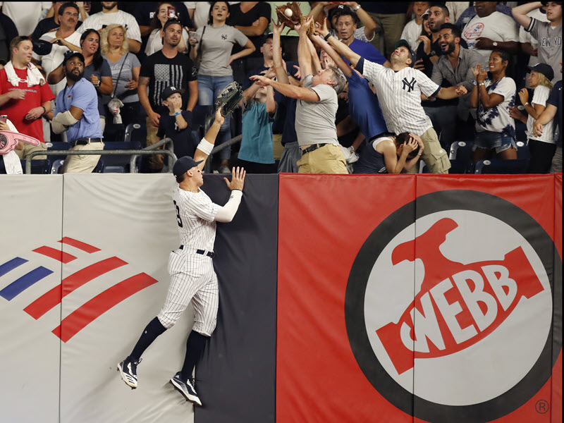 Rays Defeat Yankees In Bronx