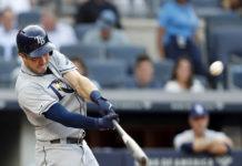 Tampa Bay Rays Defeat New York Yankees
