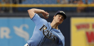Rays Defeat Blue Jays, Glasnow Returns