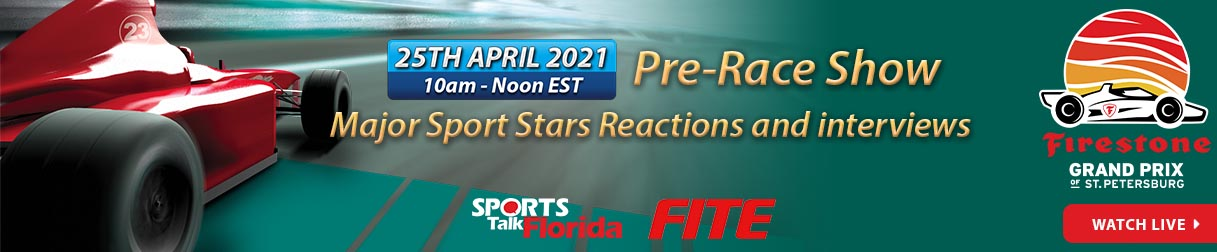 St Pete Grand Prix 2021 Pre Race Live Stream