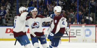 Colorado Avalanche Defeat Tampa Bay Lightning 4-3 in Shootout